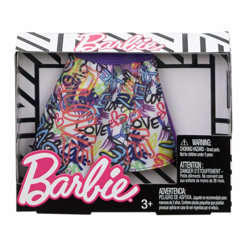 Barbie Fashionistas Skirt (FPH35)