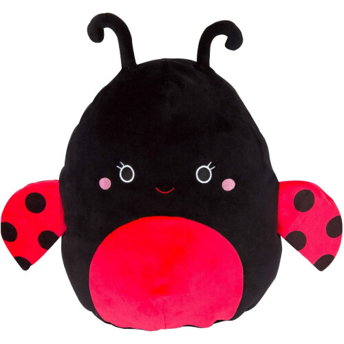 Squishmallows 7 Inch Plush - Trudy the Ladybird