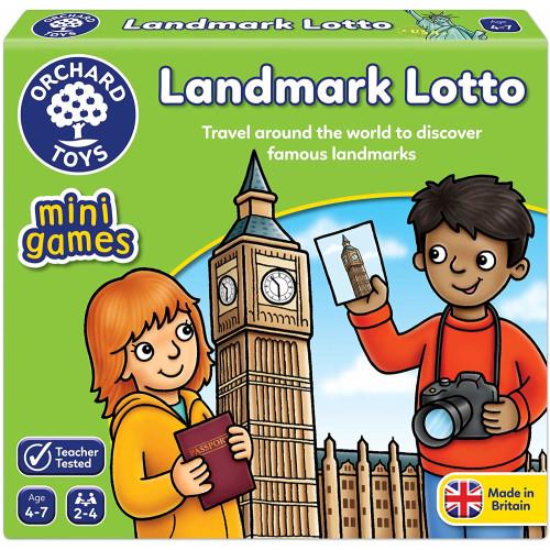 Orchard Mini Game Landmark Lotto