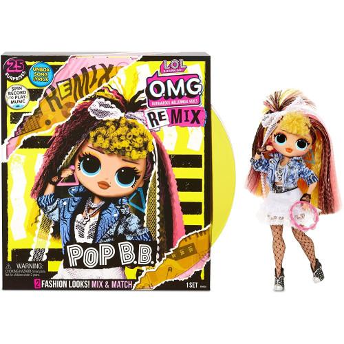 L.O.L. Surprise! O.M.G. Remix Pop B.B.