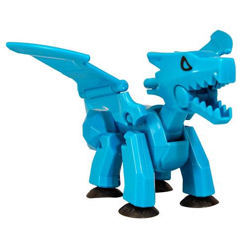 Stikbot Mega Monsters Scorch Blue