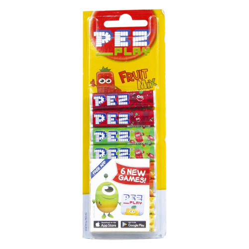 Pez Refill Pack