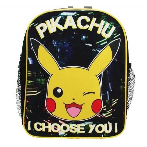 Character Backpack - Pikachu - Glow in the Dark