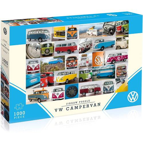 Gibsons VW Campervan 1000pc