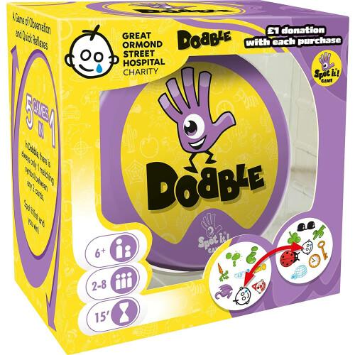 Dobble- Great Ormond Street Edition
