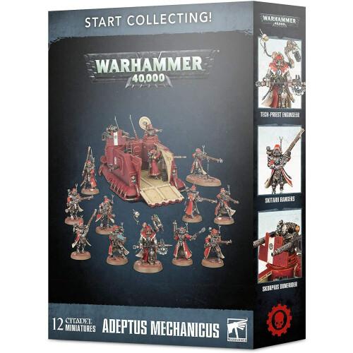 Warhammer 40,000 - Start Collecting! Adeptus Mechanicus
