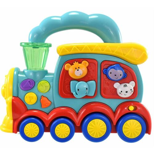 Infunbebe Baby Animal Train