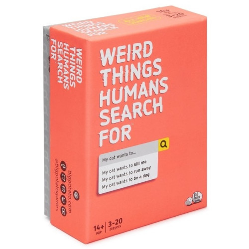 Weird Things Humans Search For (Mini Version)