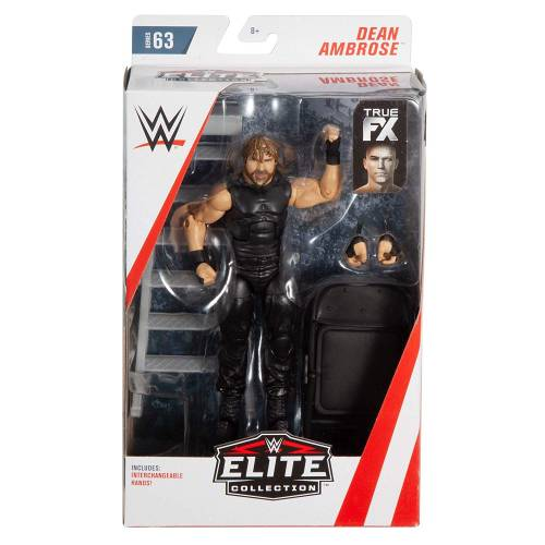 WWE Elite Collection - Series #63 - Dean Ambrose