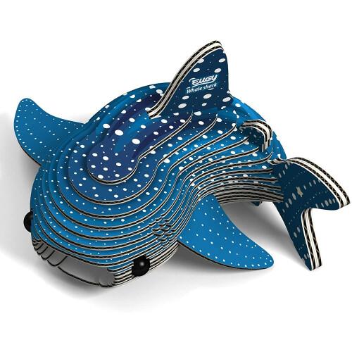 Eugy - 3D Model Craft Kit - Whale Shark