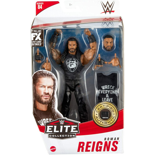 WWE Elite Collection - Series #84 - Roman Reigns