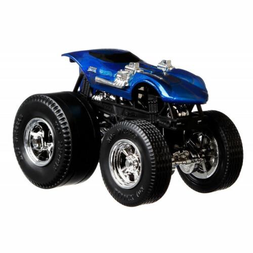Hot Wheels Monster Trucks - Twin Mill