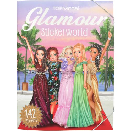 Depesche Top Model Glamour Stickerworld