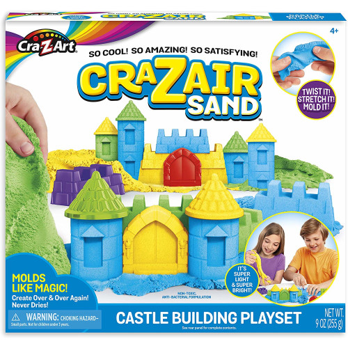 Cra-Z-Air Sand Castle Building Playset
