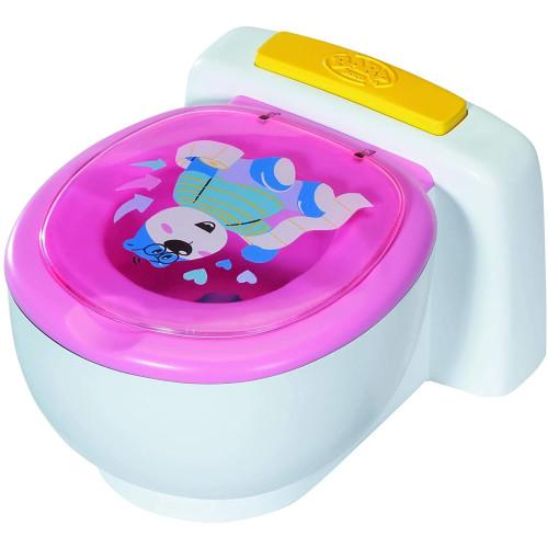 Baby Born Bath Poo-Poo Toilet