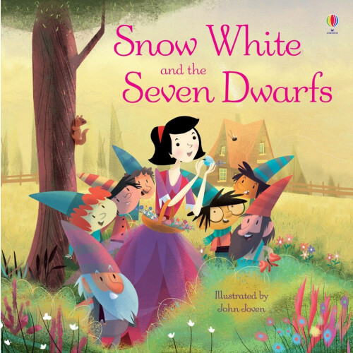 Usborne Books - Snow White and the Seven Dwarfs