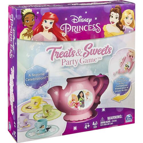 Disney Princess Treats & Sweets Party Game