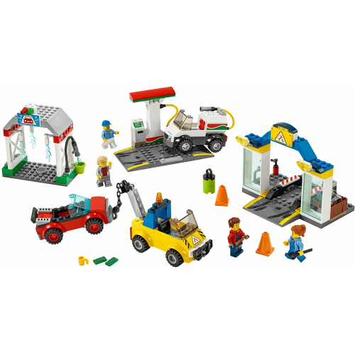 Lego 60232 City Garage Center