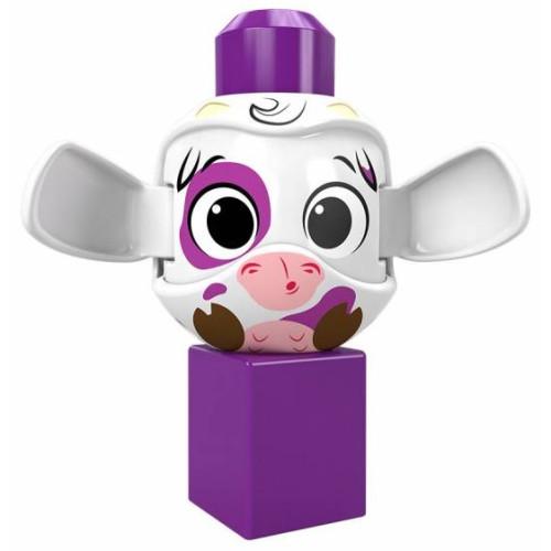 Mega Bloks Peek A Blocks - Cow