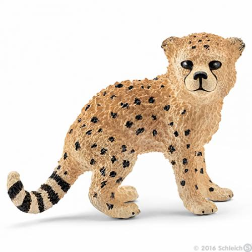 Schleich Wild Life 14747 Cheetah Cub