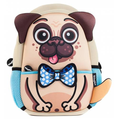 Toddler Backpack - Pug
