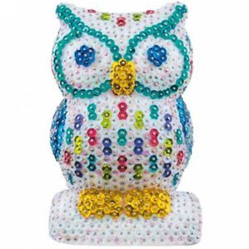 Sequin Art Ltd. Sequin Art 3D Owl 1409