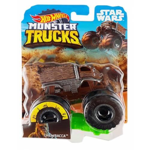 Hot Wheels Monster Trucks - Chewbacca