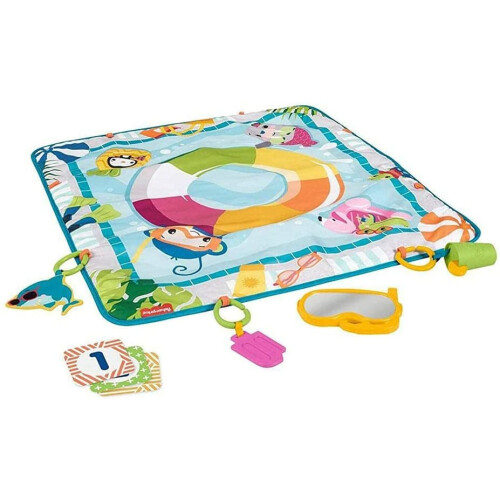 Fisher Price Dive Right In Activity Mat