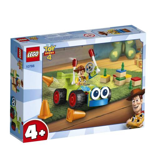 Lego 10766 Toy Story 4 Woody & RC