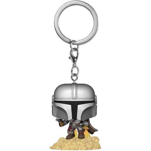 Funko Pocket Pop Keychain - Star Wars - The Mandalorian (Flying)