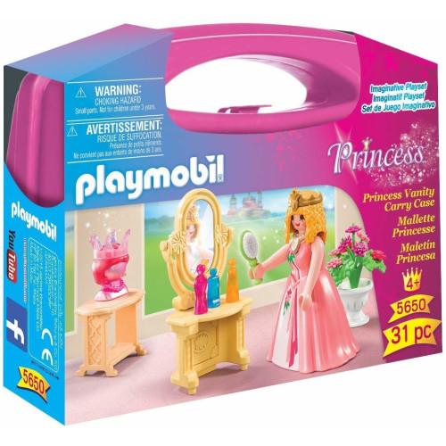 Playmobil 5650 Princess Vanity Carry Case