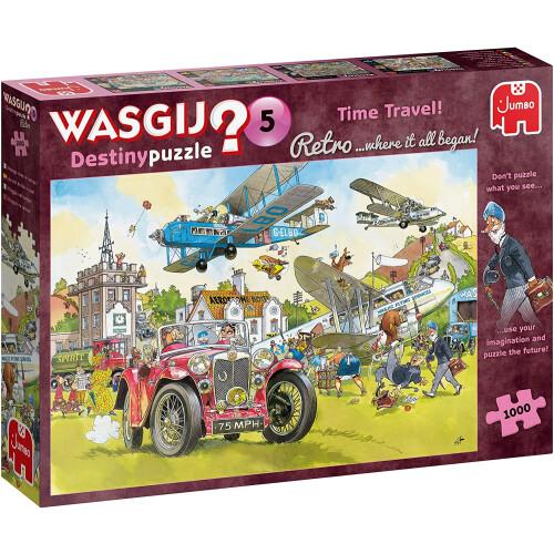 Wasgij? Destiny 5 1000pc Jigsaw Puzzle Time Travel!