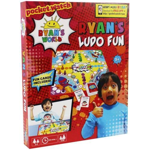 Ryan's World - Ryan's Ludo Fun