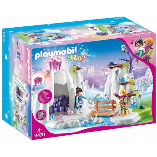 Playmobil 9470 Crystal Diamond Hideout