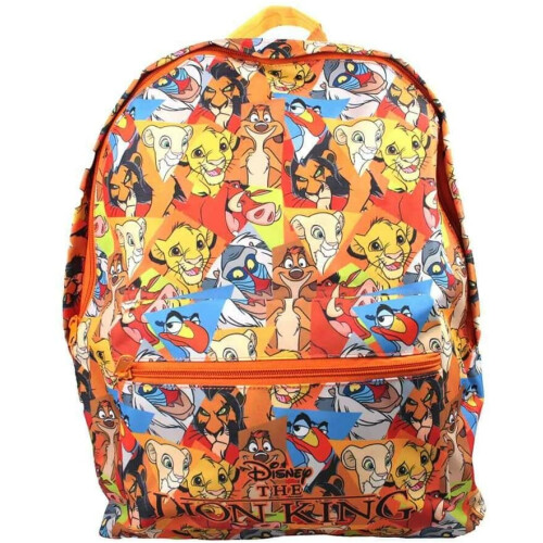 Character Backpack - Lion King Faces