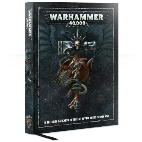 Warhammer 40,000 - Rulebook