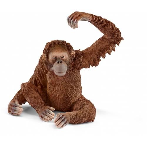 Schleich 14775  Orangutan Female