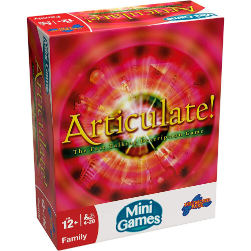 Mini Games - Articulate