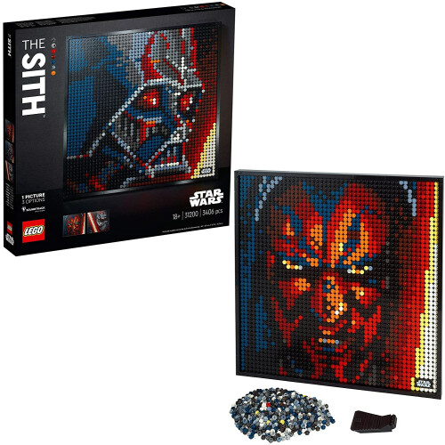 Lego 31200  Star Wars The Sith
