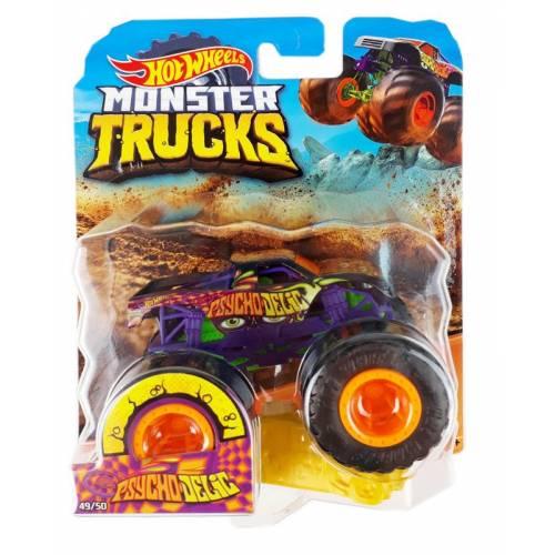 Hot Wheels Monster Trucks - Psyco-Delic