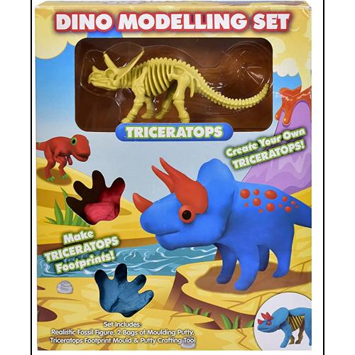 Dino Modelling Set - Triceratops