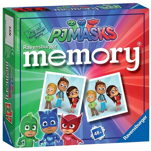 Ravensburger Mini Memory Game PJ Masks
