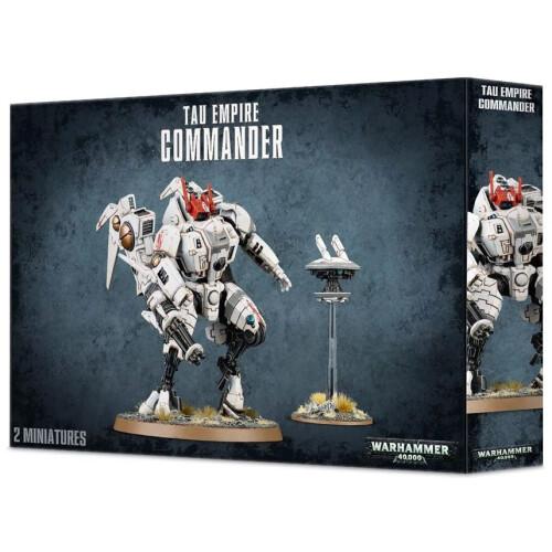 Warhammer 40,000 - T'au Empire Commander