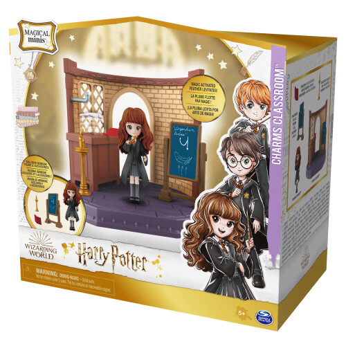 Harry Potter Magical Minis Charms Classroom