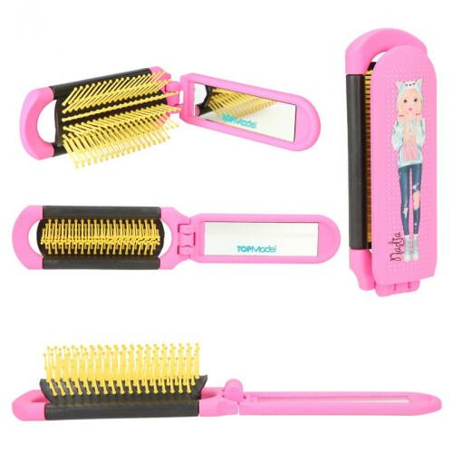 Depesche Top Model Hairbrush - Pink