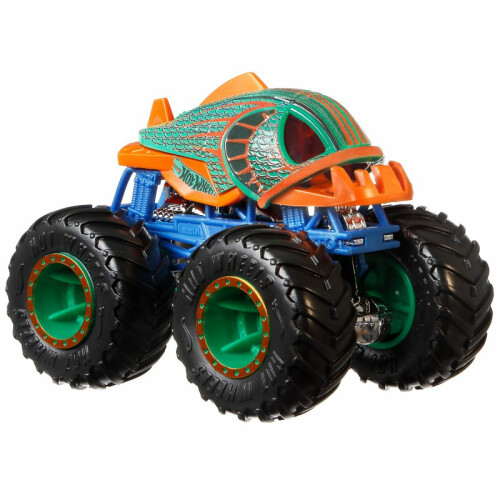 Hot Wheels Monster Trucks - Piran-ahhhh
