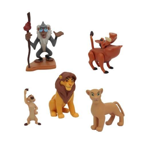 Lion King Collectible Figure Set