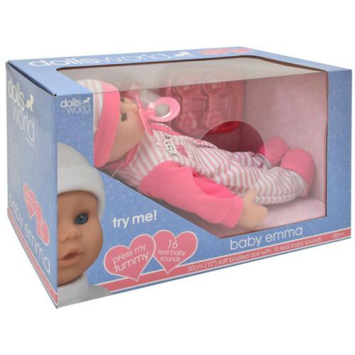 Dolls World Baby Emma