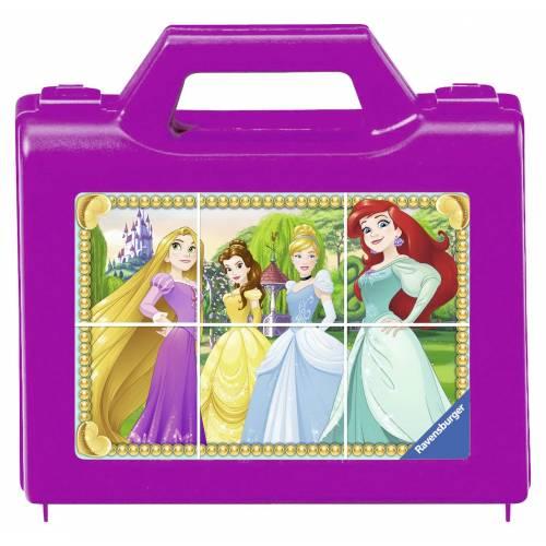Ravensburger 6 Piece Cube Puzzle - Disney Princess
