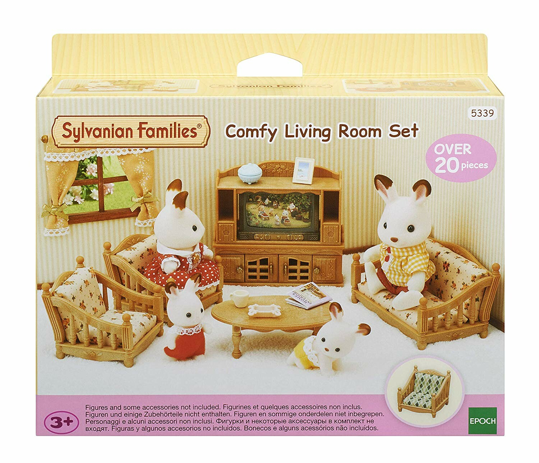 Sylvanian Families Comfy Living Room Set | Toys n Tuck